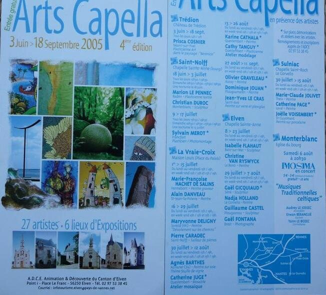 Arts Cappella 3 PAINT