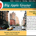 Big apple greeter
