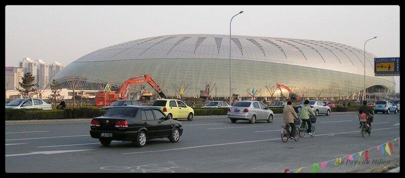 Stade olympique de foot