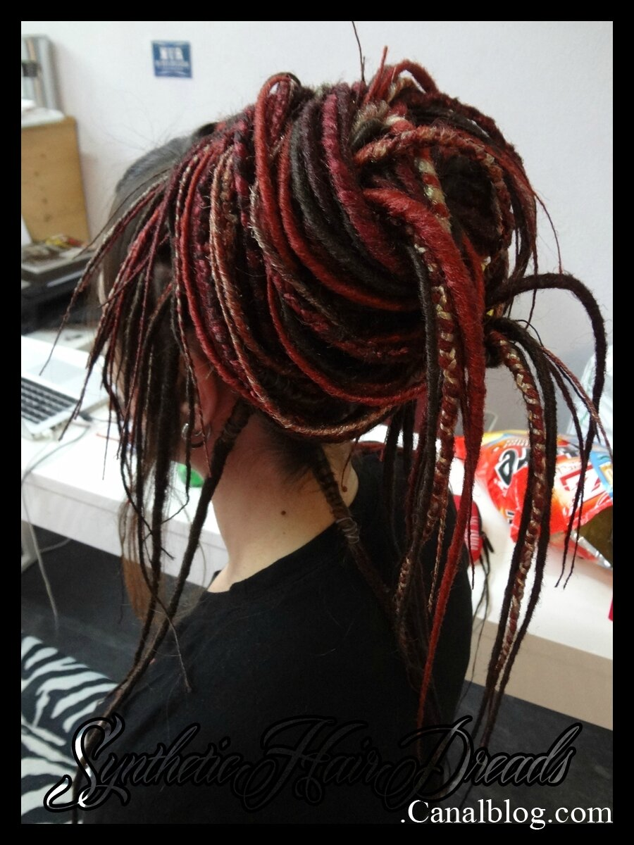 Poses De Dreads 2013 Nagawa S Dreads Synth 233 Tiques