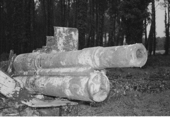 Ba 01 canons Flak de 88mm S