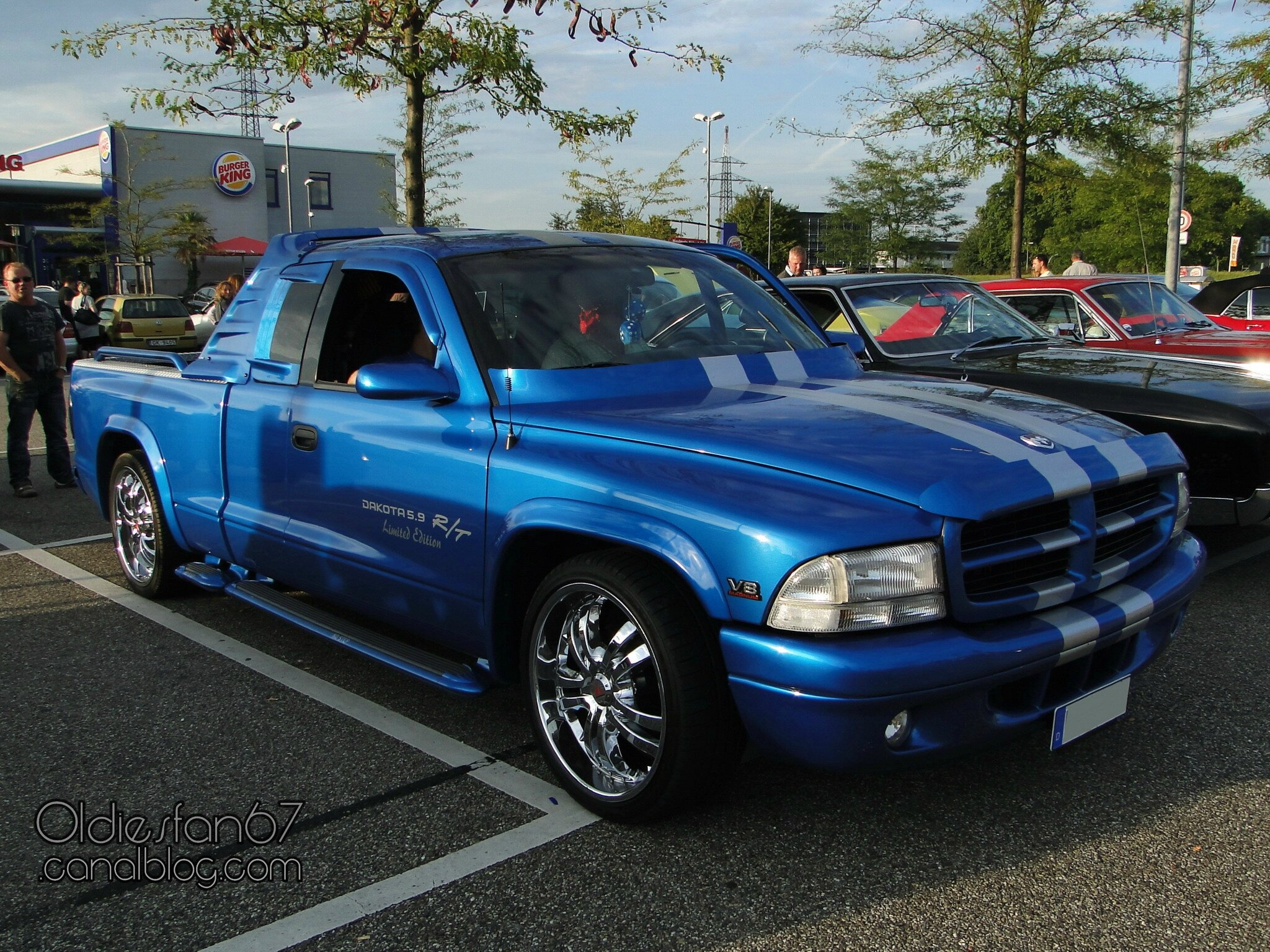 Dodge Dakota 5 9 R T Limited Edition Oldiesfan67 Quot Mon
