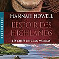 L'espoir des highlands ~~ hannah howell