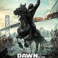 Dawn of the planet of the apes de matt reeves