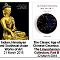 Christie's announces a series of auctions, viewings, and events during asia week new york