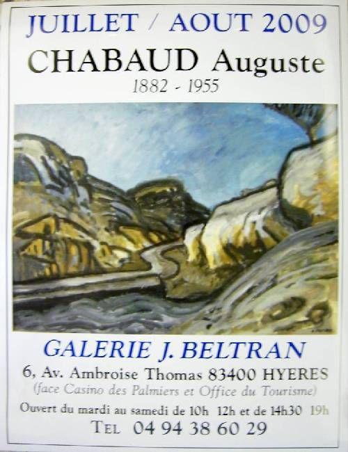 Un de mes peintres preferes auguste chabaud le blog de fanfg for Auguste chabaud cote