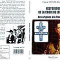 Historique de la croix de lorraine de pascal hervez-baudin