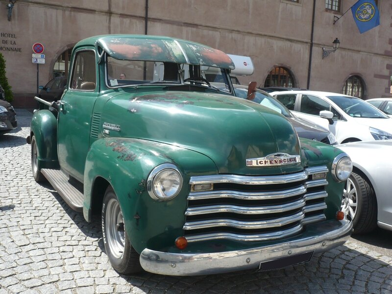 CHEVROLET 3100 pick-up Molsheim (1)