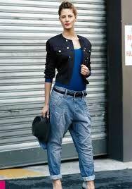 Jeans carotte WE