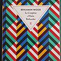 Lire contemporain : le complexe d'eden bellwether (benjamin wood)