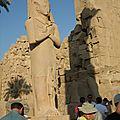 Statue d'Amon Karnak 004