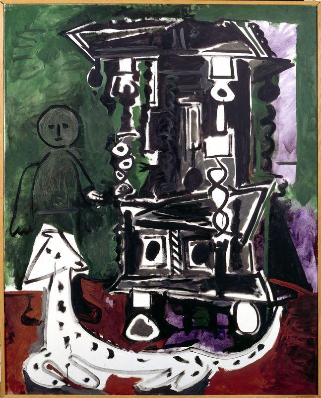Picasso c zanne mus e granet aix en provence eloge for Sideboard pablo