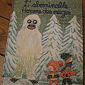 #challenge il était trois fois noël 2015 : l'abominable homme des neiges, par eva susso & benjamin chaud