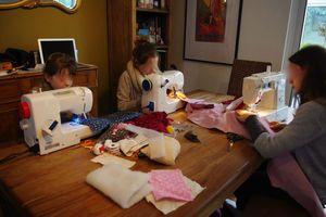 Une Petite Fourmi - cours de couture