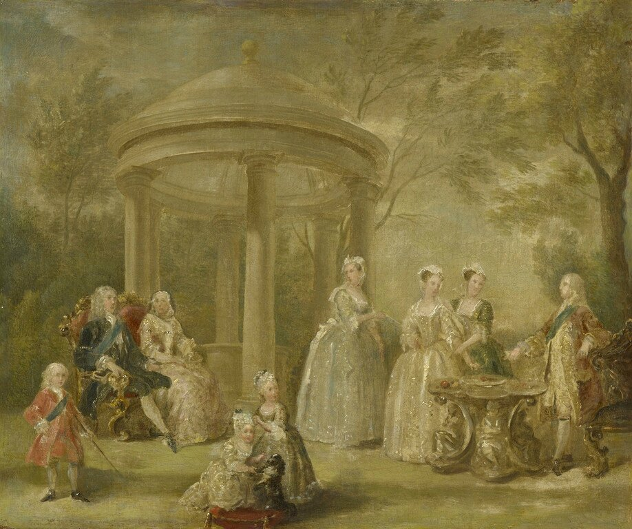 Exhibition celebrates the garden in works of art from the Royal Collection
