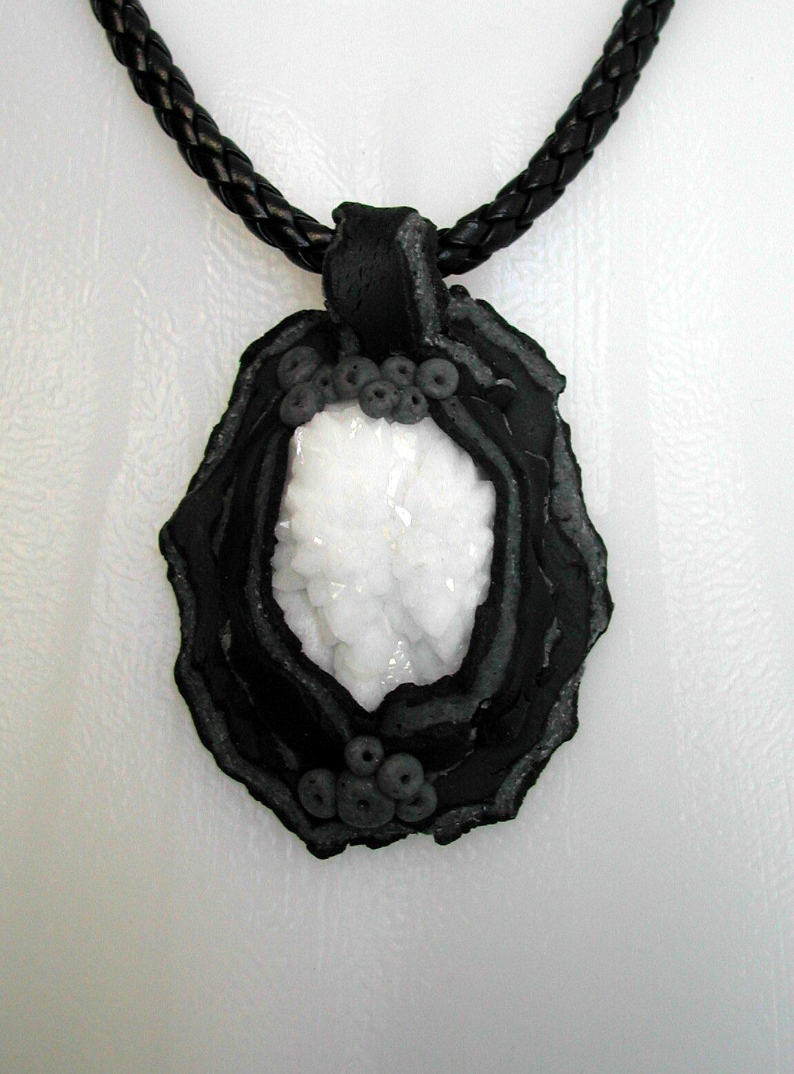 cristaux blancs