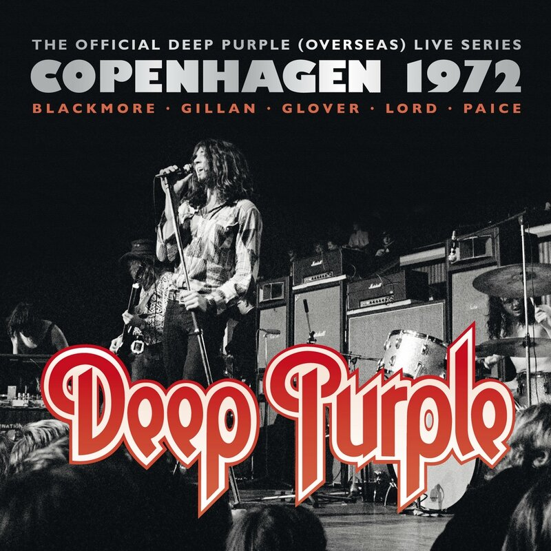 Deep Purple - Live-in-Copenhagen