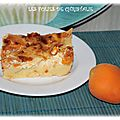 Millas d'abricots ( sans gluten)