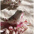oiseaux et nids Marimerveille