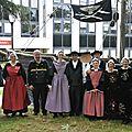 Danses et musique de bretagne à la fête des pirates de boulogne (92)