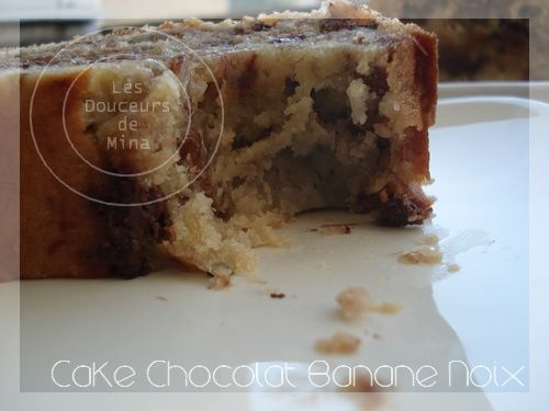 CakeChocoBananeNoix4