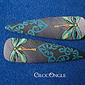 Nail art Kokeshi capsules Crocongle4