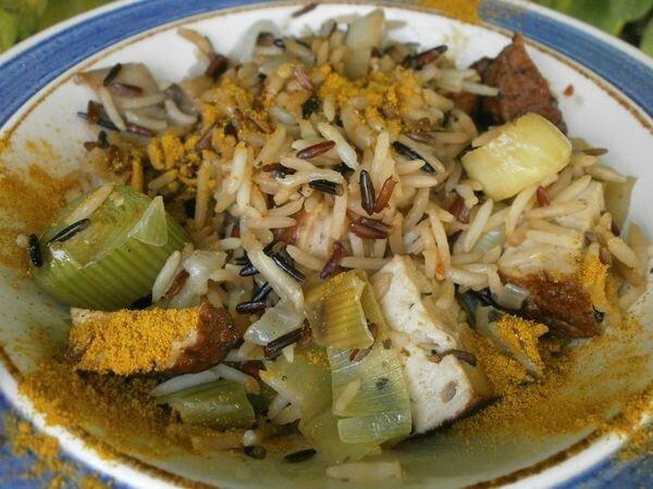 pilaf aux trois riz (1)