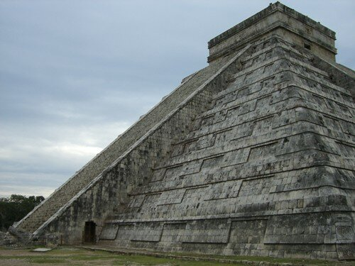 Chichen Itza - El Castillo