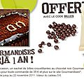 Site gourmandises guy demarle ... cadeau !