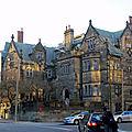 Bu castle (boston university) - boston - etats-unis