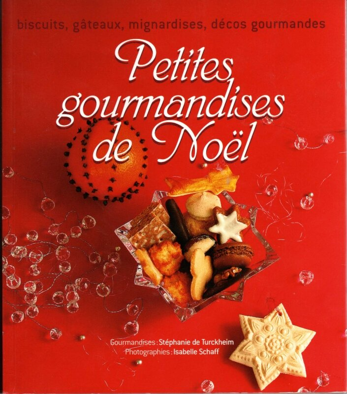 Petites gourmandises de Noël