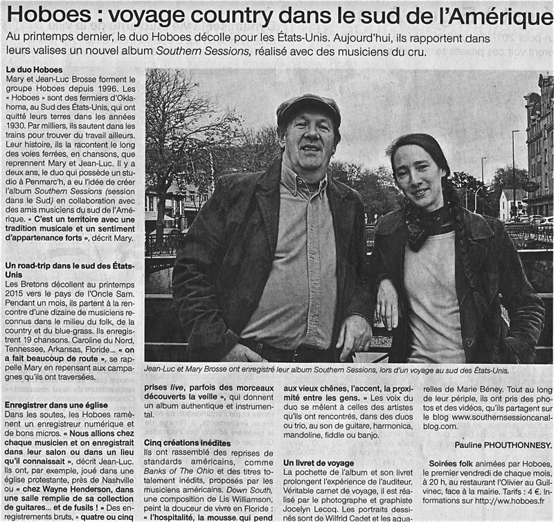 Hoboes Ouest France