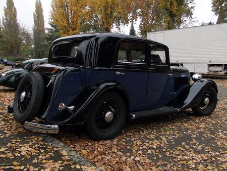 HOTCHKISS Type 615 1934 Retrorencard 4
