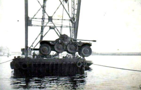 Oran- 096- travail sur les quais