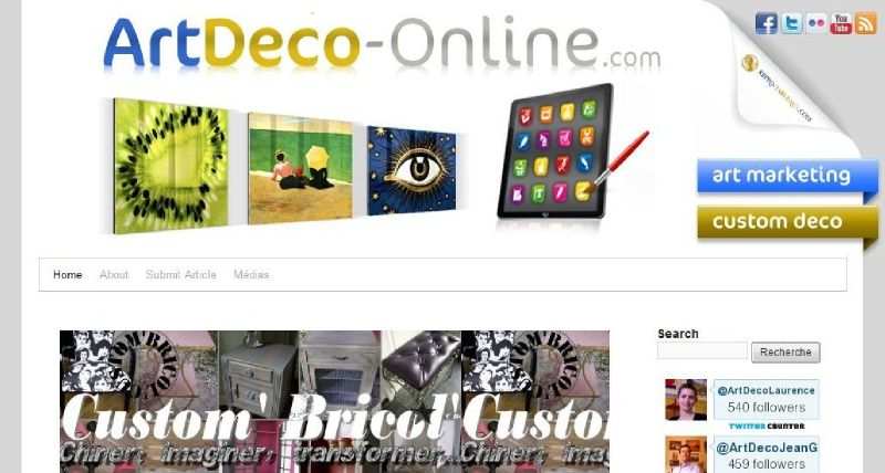 Artdeco online 07-11