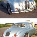 JAGUAR - MK2 3,4 L - 1961