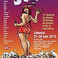 L'affiche de sélest'ival 2015 enfin dévoilée !