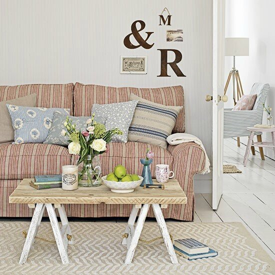 Pastel-striped-living-room