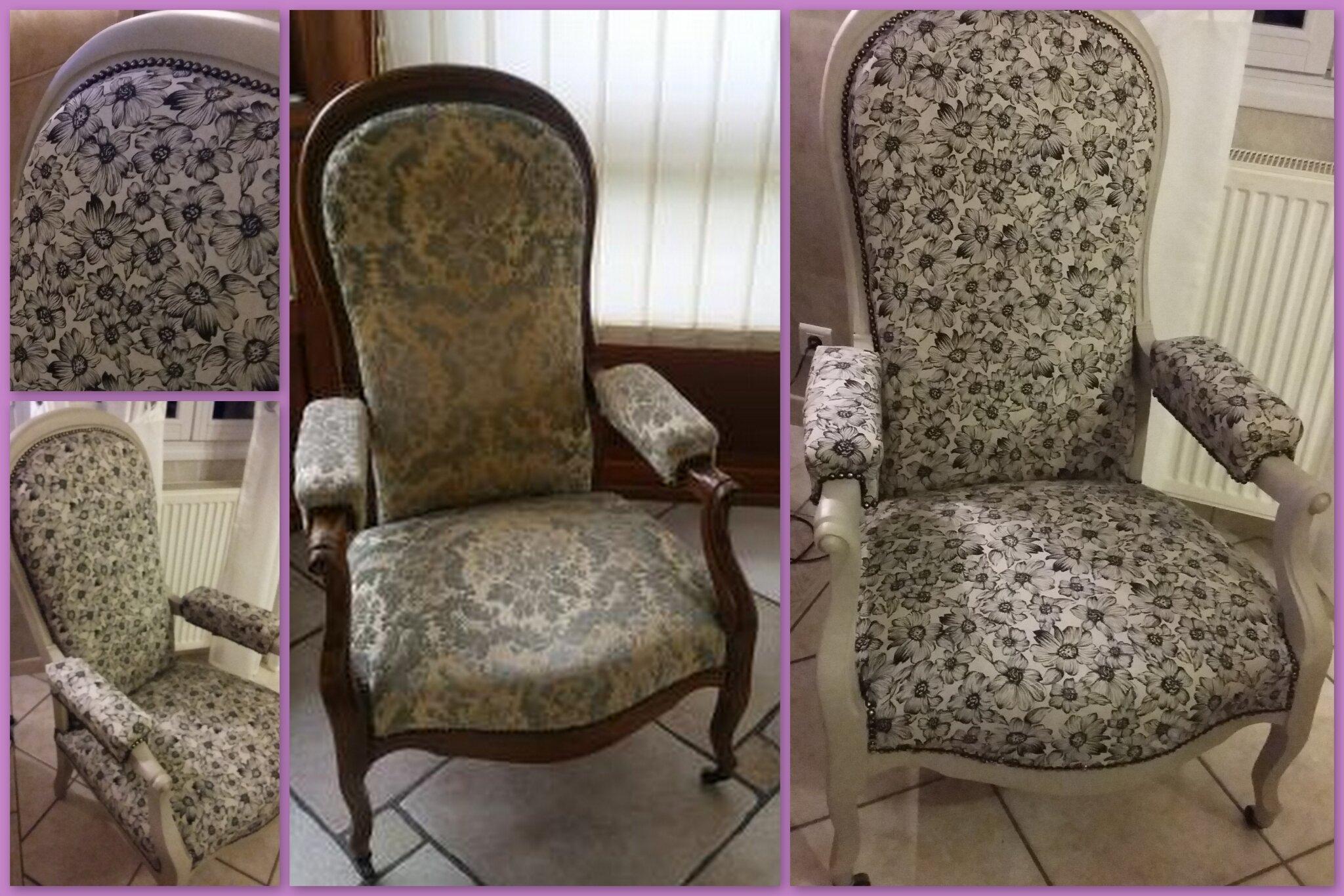 mon 7 me fauteuil les folies de sophie mon grenier. Black Bedroom Furniture Sets. Home Design Ideas