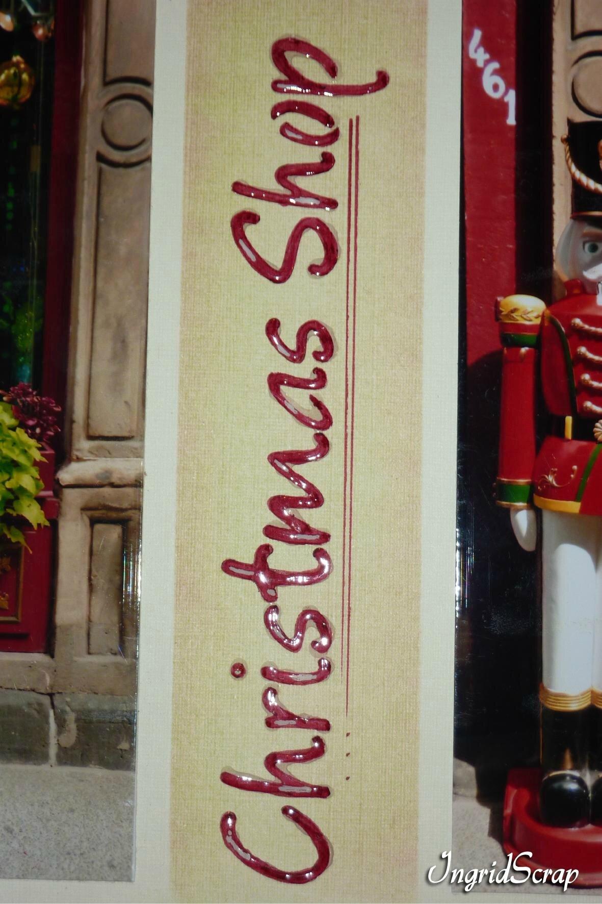 zoom Christmas Shop
