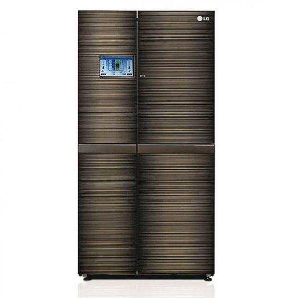 lg refrigerateur smart access