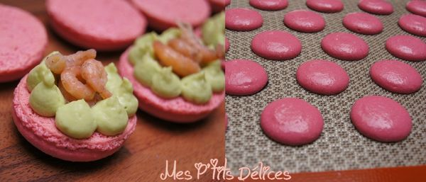 Macarons fracheur d't3