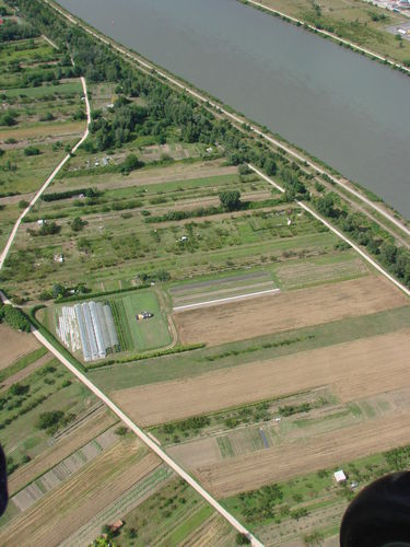 2008 07 07 Vu aérienne depuis l'ULM d'Etoile sur Rhône en direction de Crussol (11)