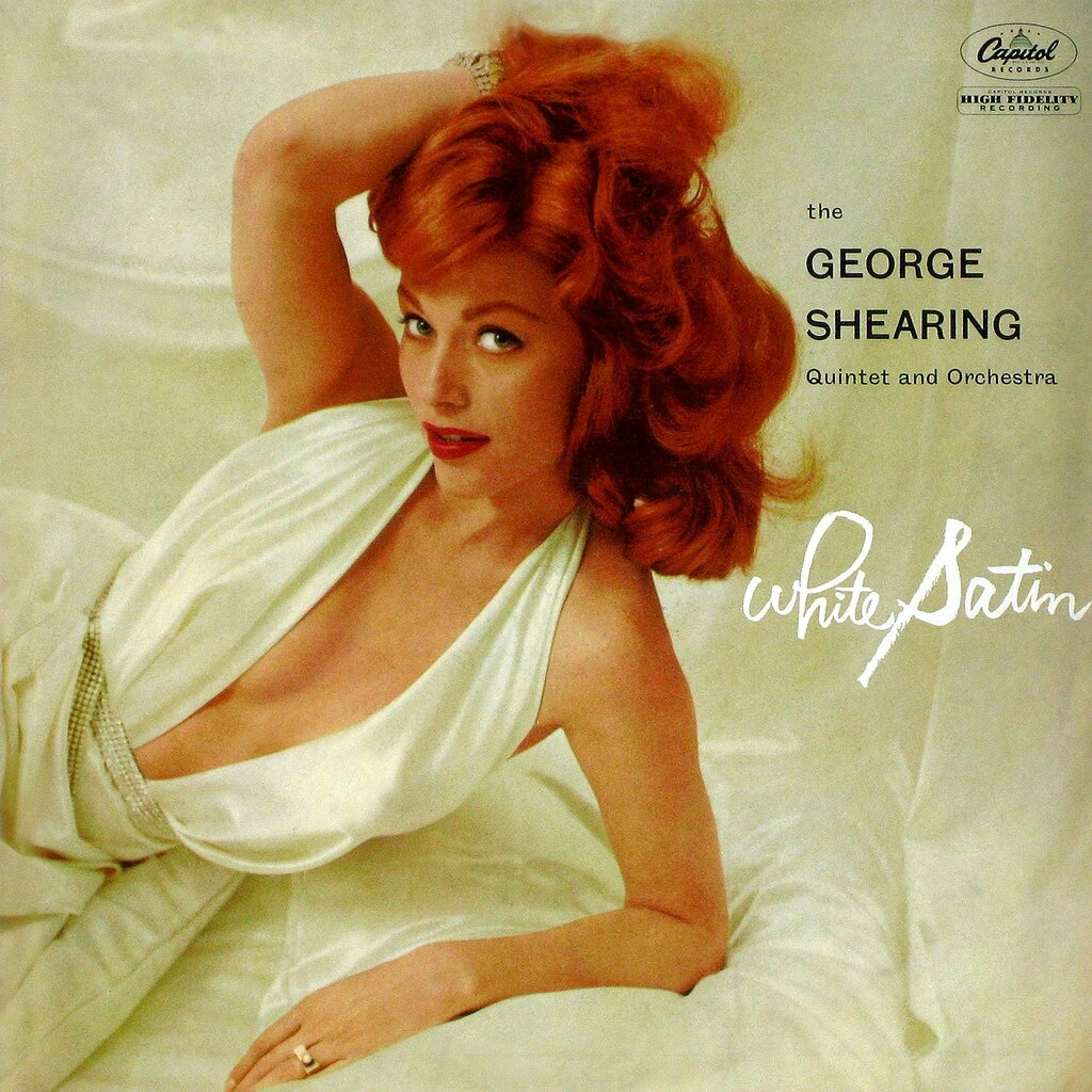 George Shearing 1919 2011 Cover Jazz