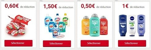coupons réduction