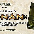 Conan roleplaying game by modiphius: a jeffrey shanks statement