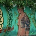 fresque Papeete