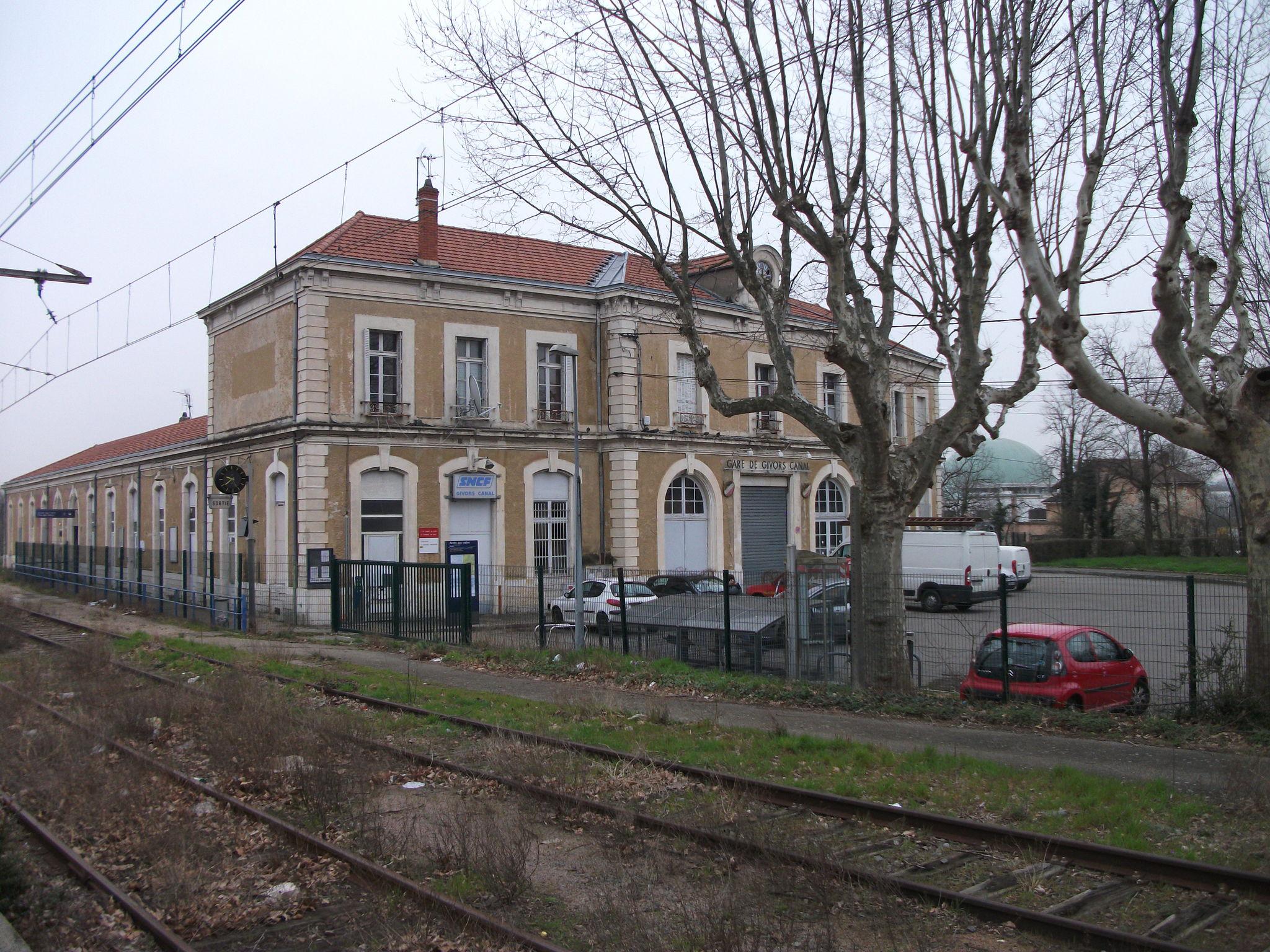 Givors-Canal (Rhône)