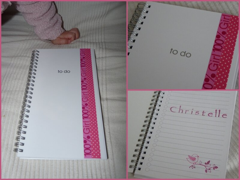 Christelle - calendrier de l'avent 2013 - jour 25 [carnet to do]