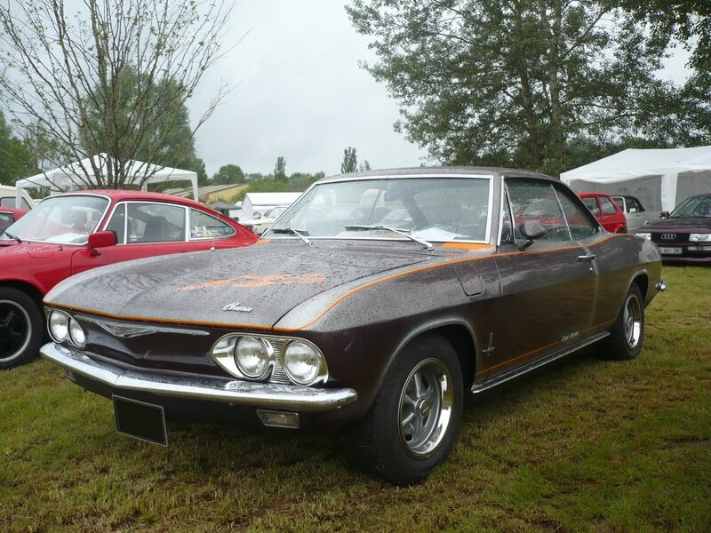 CHEVROLET Corvair 110 2door hardtop 1965 Madine (1)